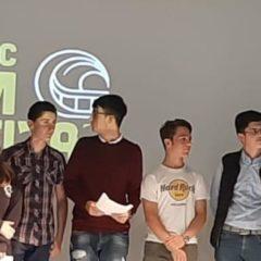 """Adriatic Film Festival: menzione d'onore ai corti dell'IIS """"Acciaiuoli-Einaudi"""""""