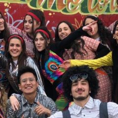 Carnevale 2020: Welcome to the 70