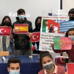 "IPSIA+ITC: Erasmus Project ""Rightful Perception of Reality"""